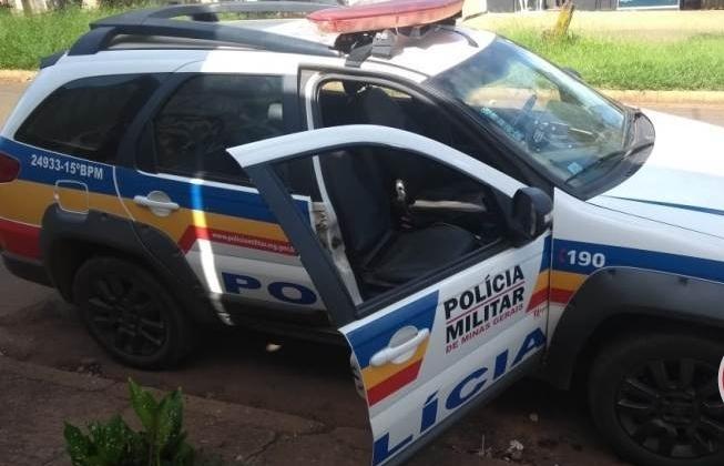 Disparo de arma de fogo é registrado no Bairro Alto da Colina em Patos de Minas