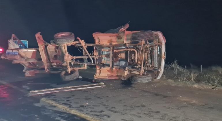 Jovem de 19 anos morre em acidente que condutor de automóvel estava embriagado
