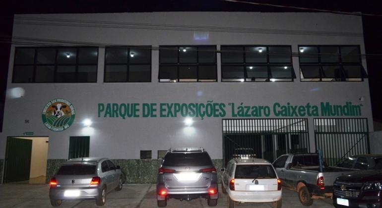 Nova sede do Sindicato dos Produtores Rurais de Lagoa Formosa é inaugurada no Parque de Exposições