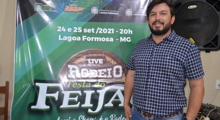 Live Rodeio Festa do Feijão acontece nos dias 24 e 25 de setembro em Lagoa Formosa