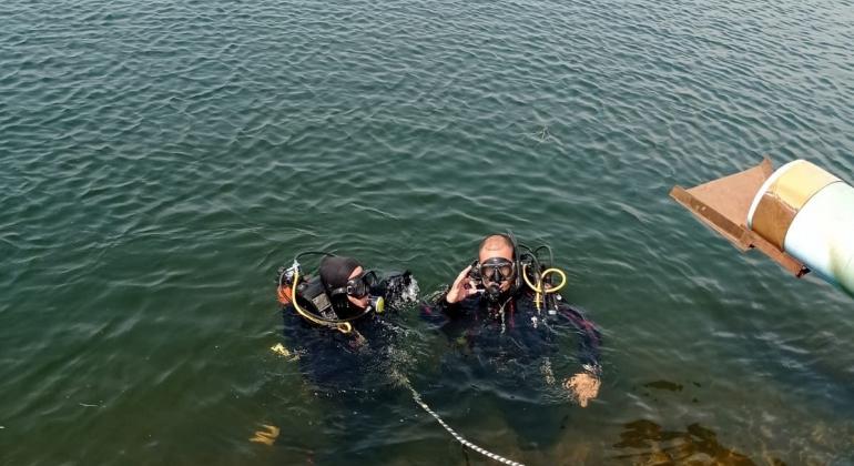 12º Batalhão do Corpo de Bombeiros registra 4 afogamentos com mortes no Noroeste do Estado no último final de semana