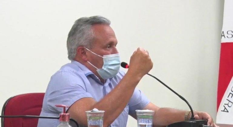 CPI DA COPASA: morador do Distrito de Areado elogia serviço prestado pela concessionária