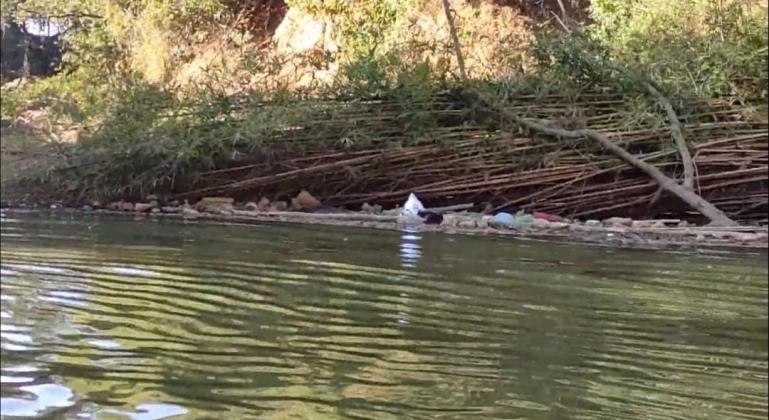 Ação para limpeza do Rio Paranaíba será realizada no próximo sábado (18) em Patos de Minas