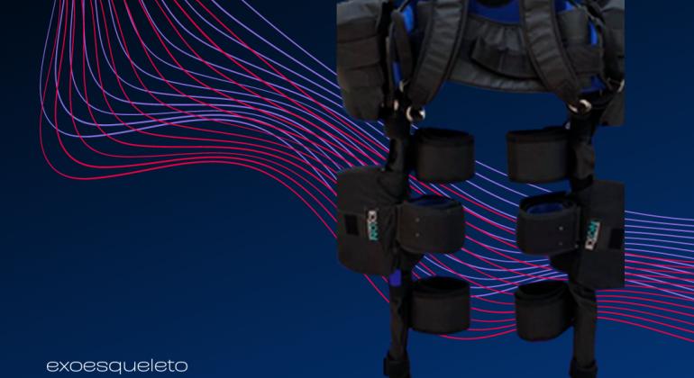 Projeto Integrador de Engenharia Elétrica do UNIPAM desenvolve soluções para o aperfeiçoamento de um exoesqueleto de reabilitação